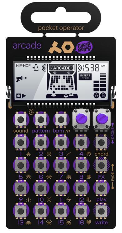 Teenage Engineering Pocket Operator PO-20 Arcade image 1