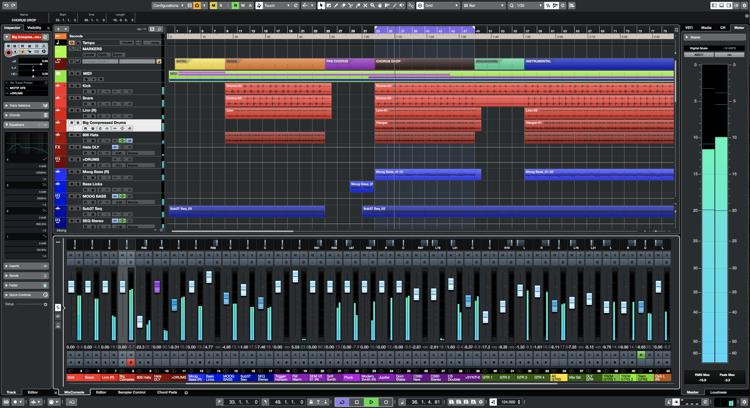 Steinberg Cubase Pro 10 (download) | Sweetwater