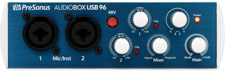 PreSonus AudioBox USB 96 image 1