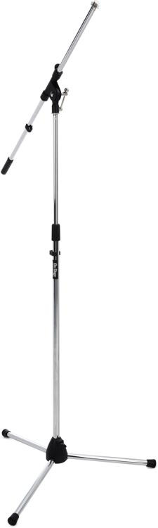 On-Stage Stands MS7701C Tripod Microphone Stand - Chrome image 1