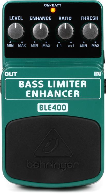Behringer BLE400 Bass Limiter Enhancer Pedal image 1