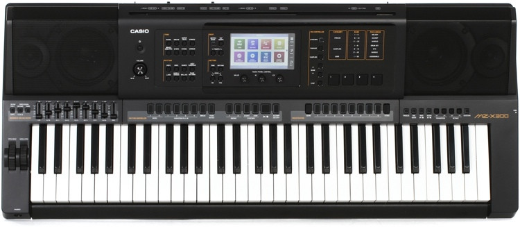 Casio MZ-X300 61-key Arranger image 1