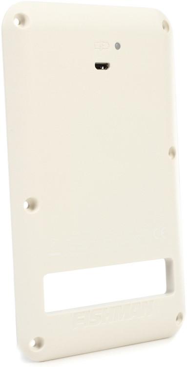 Fishman Fluence Strat Pickup Battery Pack - White image 1