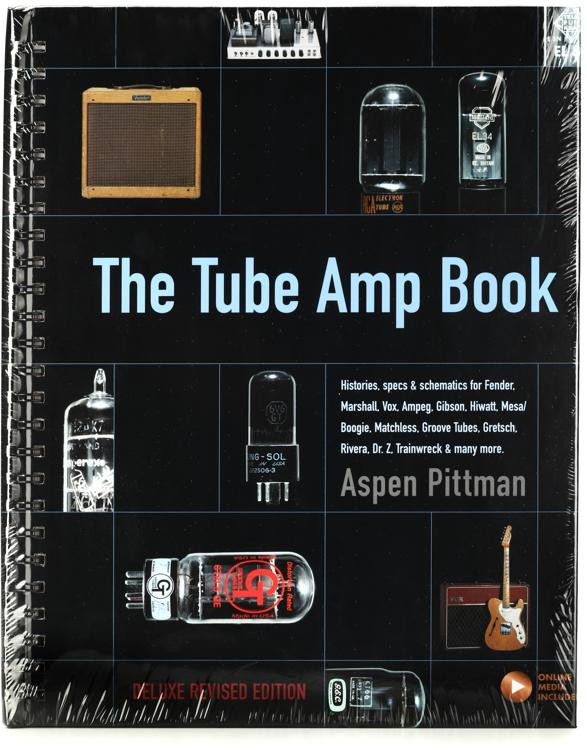 BackBeat Books The Tube Amp Book (Deluxe Revised Edition) image 1