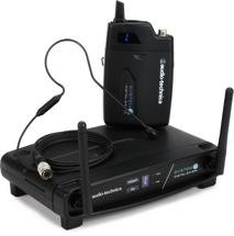 Audio-Technica ATW-1101/H92 System 10 Digital Wireless System with PRO 92cW (black)