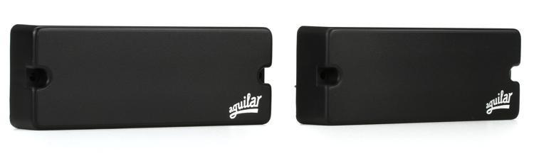 Aguilar DCB-G4 Dual Ceramic Bar Bass Pickups - 5-String, G4 Size image 1