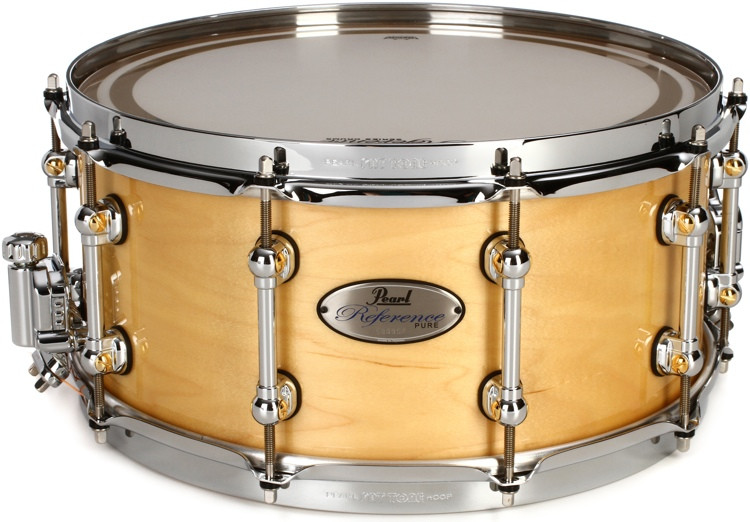Pearl Reference Snare : pearl reference pure series snare drum 14 x 6 5 natural maple sweetwater ~ Vivirlamusica.com Haus und Dekorationen