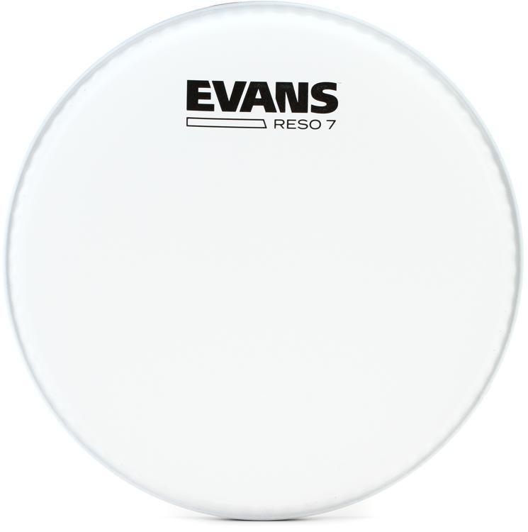 Evans Reso 7 Coated Resonant Drum Head - 8
