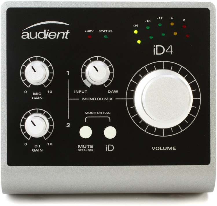 Audient iD4 image 1