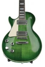 Gibson Les Paul Classic 2017 HP Left-handed - Green Ocean Burst
