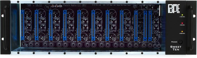 Purple Audio Sweet Ten Rack image 1