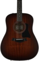 Taylor 320e - Shaded Edgeburst, Tasmanian Blackwood back and sides
