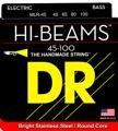 DR Strings MLR-45 Hi-Beam Stainless Steel Medim Light Bass Strings