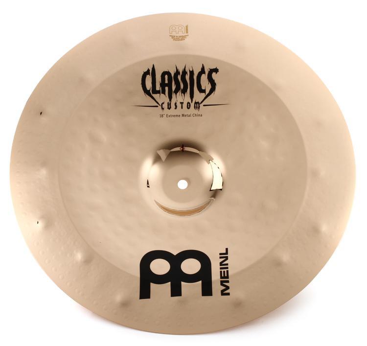 Meinl Cymbals Classics Custom Extreme Metal China - 18