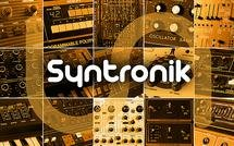 IK Multimedia Syntronik Synthesizer Plug-in