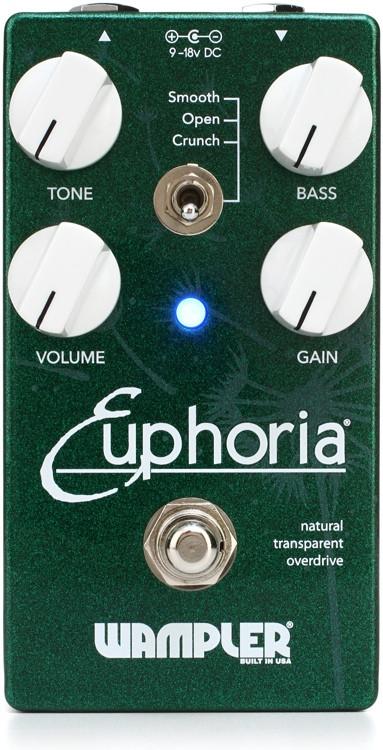 Wampler Euphoria Overdrive Pedal image 1
