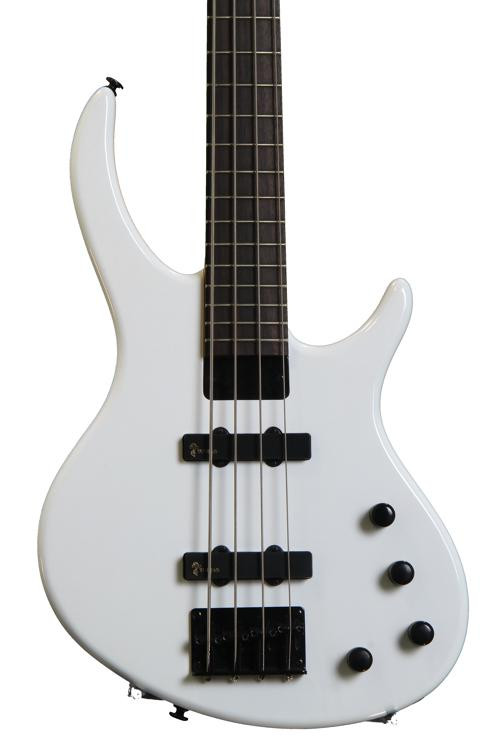 Toby Standard IV Bass - Alpine White image 1