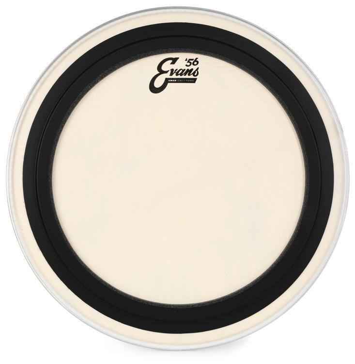 Evans EMAD Calftone Bass Drumhead - 16