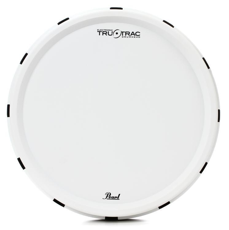 Pearl Tru Trac Dual Zone Electronic Drum Head - 12