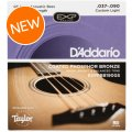 D'Addario EXPPBB190GS Coated Phosphor Bronze Acoustic for GS Mini Bass