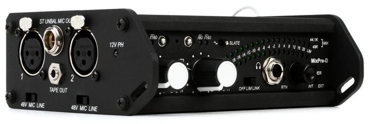 Sound Devices MixPre-D image 1