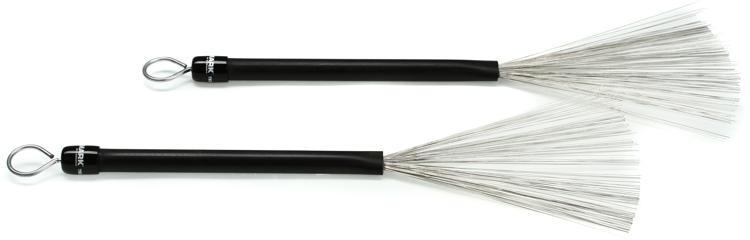 Promark TB3 Jazz Telescopic Wire Brush - Wire, Medium image 1