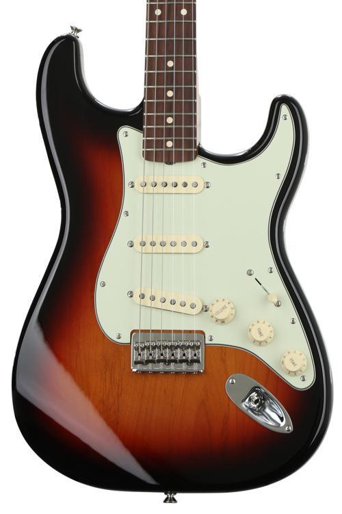 Fender Robert Cray Standard Stratocaster - 3-color Sunburst with Rosewood Fingerboard image 1