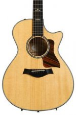 Taylor 612ce - Brown Sugar Stain
