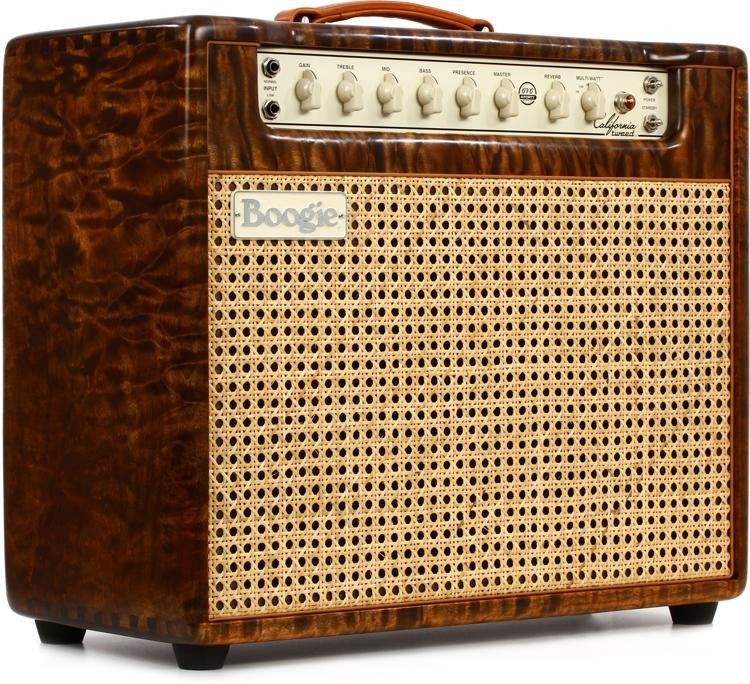 Mesa/Boogie California Tweed 6V6 4:40 Tube Combo Amp - Quilted Maple image 1