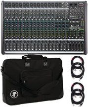 Mackie ProFX22v2 22-channel Mixer with Case and Cables