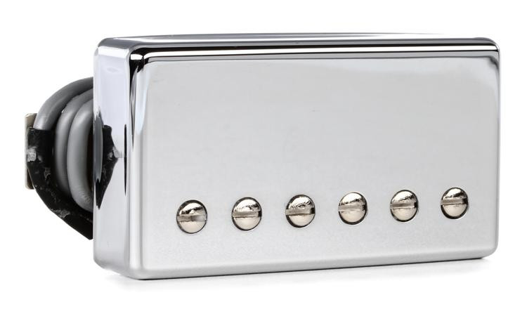 Gibson Accessories Burstbucker Pro Pickup - Chrome, Bridge, Quick Connect image 1