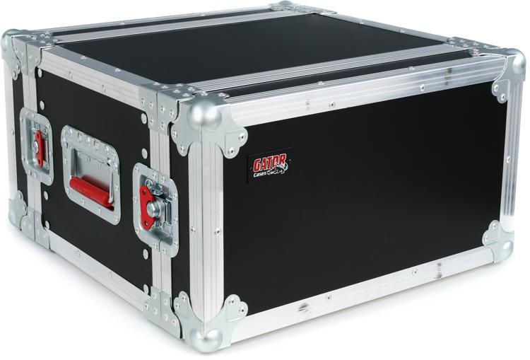 Gator G-TOUR EFX6 - 6U, Shallow Audio Road Rack Case image 1