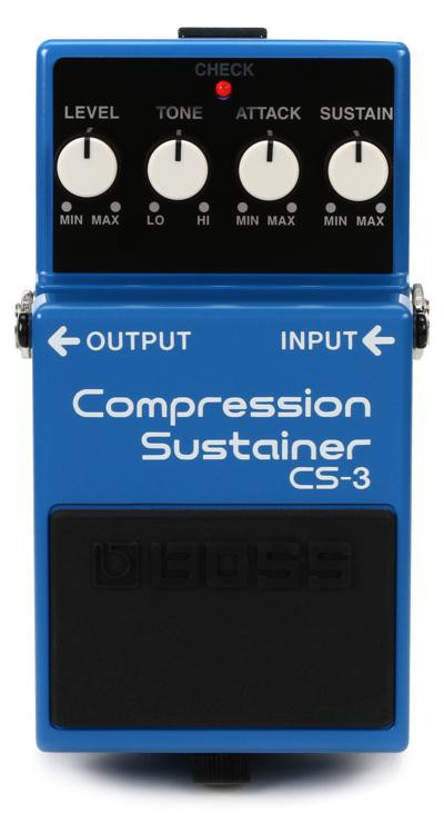 Boss CS-3 Compression Sustainer Pedal image 1