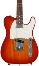Fender American Elite Telecaster - Aged Cherry Burst with Rosewood Fingerboard