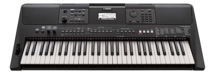 Yamaha Psr E463 61 Key Portable Keyboard Sweetwater