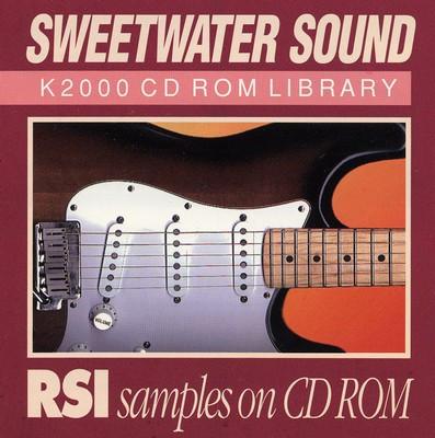 Sweetwater RSI CD image 1
