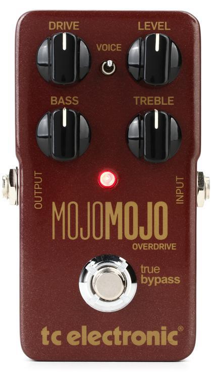 TC Electronic MojoMojo Overdrive Pedal image 1
