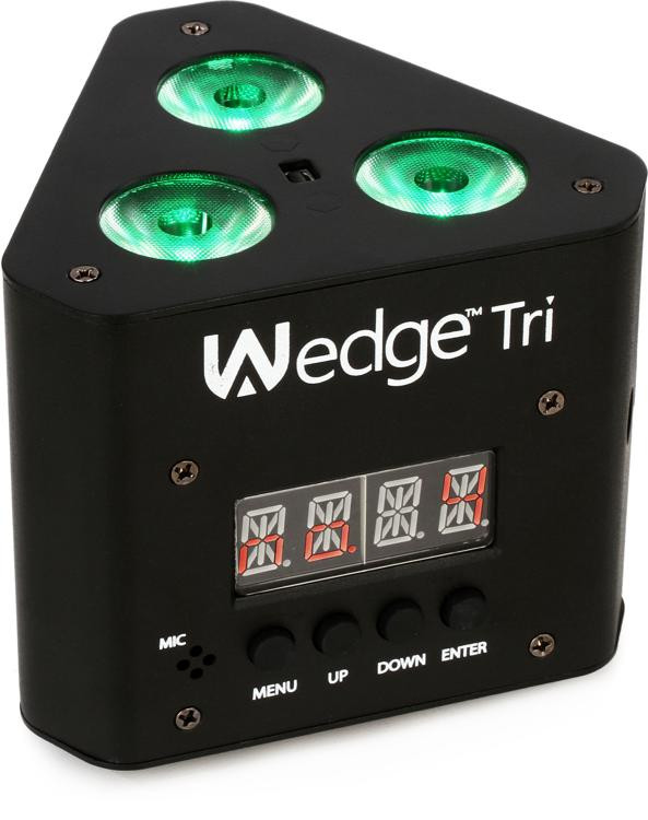 Chauvet DJ Wedge Tri RGB Wedge image 1