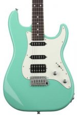 Schecter USA Traditional HSS - Seafoam Green with Rosewood Fingerboard