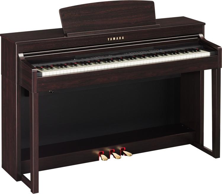 Yamaha clavinova clp 470 sweetwater for Yamaha clavinova clp 260 review