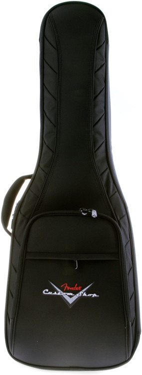 fender custom shop reunion blues gig bag sweetwater. Black Bedroom Furniture Sets. Home Design Ideas