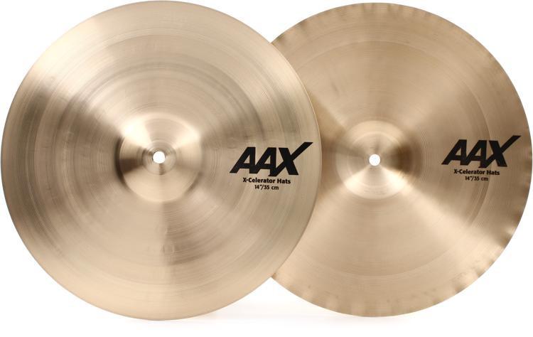 Sabian AAX X-Celerator Hi-hats - 14