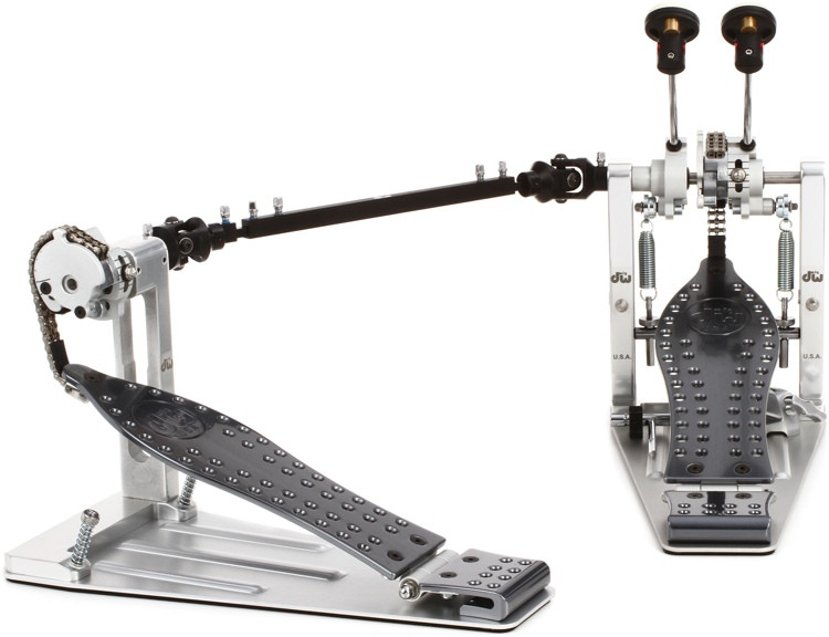 DW Machined Bass Drum Pedal Chain Drive - Double image 1