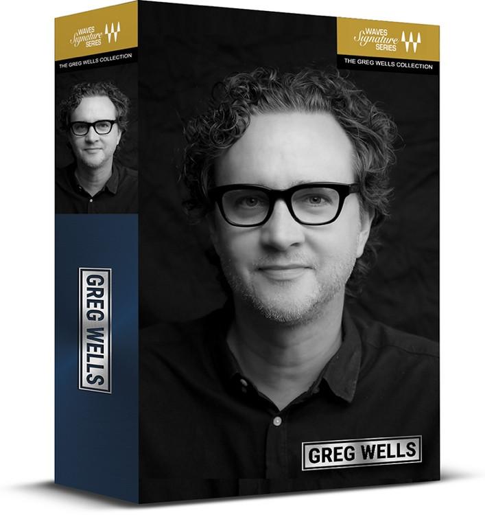 Waves Greg Wells Signature Series Plug-in Bundle image 1