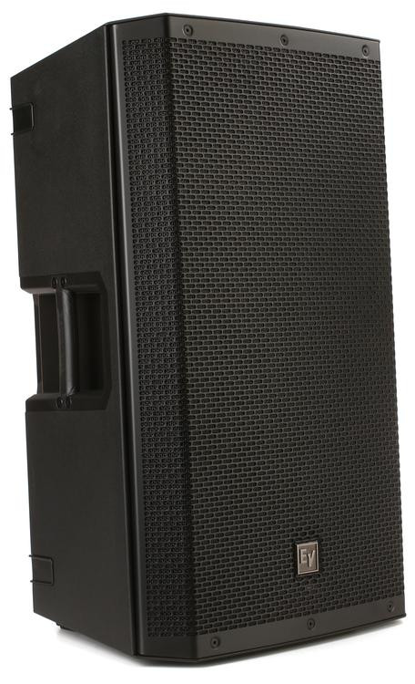 electro voice zlx 15p 1000w 15 2 way powered speaker sweetwater. Black Bedroom Furniture Sets. Home Design Ideas