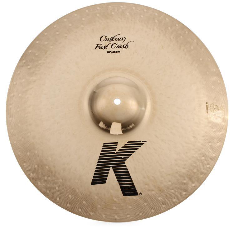 Zildjian K Custom Fast Crash - 18