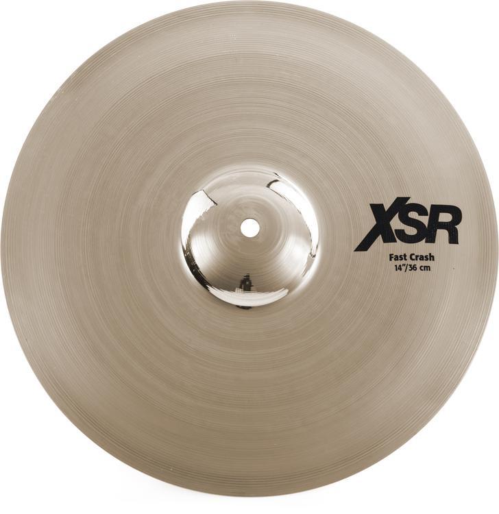 Sabian XSR Fast Crash Cymbal - 14