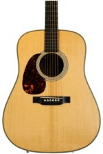 Martin D-28 Authentic 1941 Left-handed - Vintage Gloss