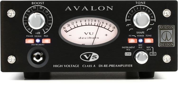 Avalon V5 - Black image 1