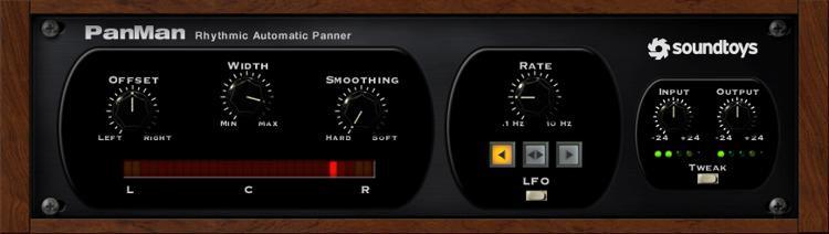 Soundtoys PanMan Plug-in image 1